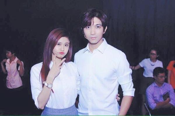 Trương Quỳnh Anh đăng tải ảnh cùng dòng status nhớ Tim.