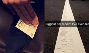 Con nhà giàu London: Dùng tiền lau giày, hóa đơn đi bar dài ngút