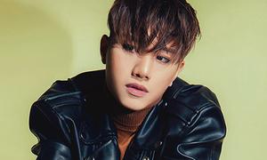 Style chất lừ của Juun Đăng Dũng - hot boy điển trai như sao Hàn