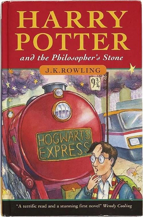 Săn lùng truyện Harry Porter có giá gần 1 tỷ đồng  - ảnh 1