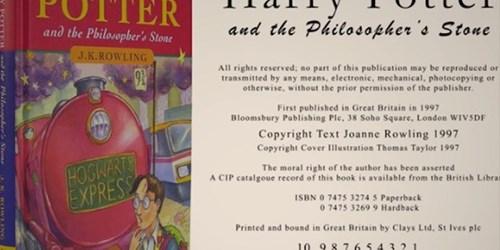 Săn lùng truyện Harry Porter có giá gần 1 tỷ đồng  - ảnh 2