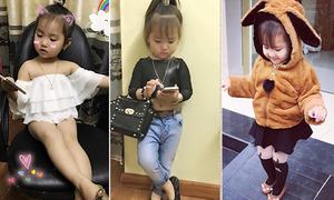 Người mẹ bức xúc khi con gái 3 tuổi bị chê mặc sexy