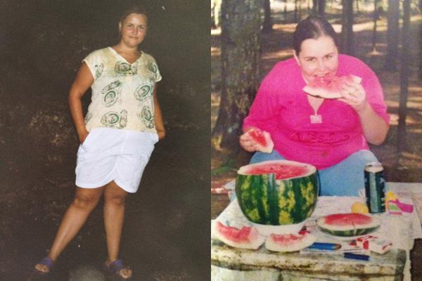 """Tanya chia sẻ, hồi bé cô không có bạn, thường bị trêu chọc và về nhà với những giọt nước mắt. """"Khi đó tôi không muốn đến trường nữa. Việc thừa cân đã lấy đi sự tự tin của tôi""""."""
