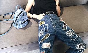 5 kiểu quần jeans sành điệu, tôn dáng đáng sắm nhất hè này
