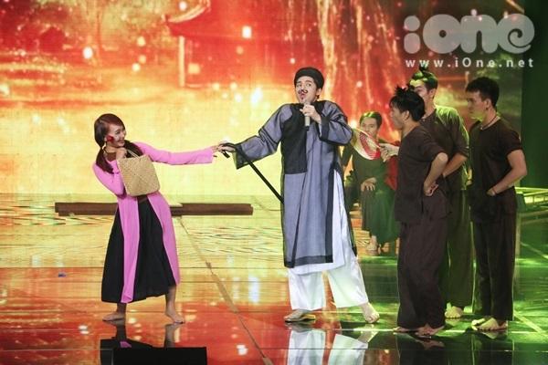 Phú ông Noo Phước Thịnh trổ tài diễn xuất qua vai diễn mê gái.