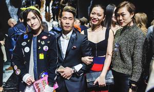 Fashionista Việt xúng xính thế nào khi dự fashion week?