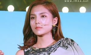 Kỳ Duyên được makeup trong veo kiểu Hàn