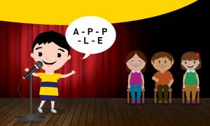 100.000 học sinh tham dự cuộc thi 'ILA Spelling Bee'