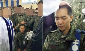 Lee Seung Gi bị phát hiện nhược điểm hói đầu