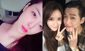 Sao Hàn 7/3: Hyo Min thân mật bên trai đẹp, Sulli khoe da mịn màng