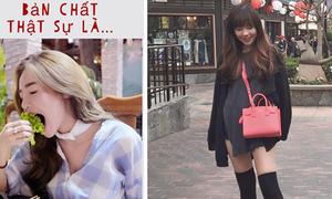 Sao Việt 7/3: Elly Trần ăn cũng sống ảo, Mie diện áo như 'có bầu'