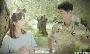 Hậu duệ của Mặt trời: Hye Kyo nổi cơn ghen, Joong Ki chuẩn bị đi xa