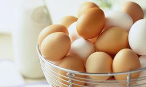 Ăn 6 quả trứng mỗi tuần tốt cho sức khỏe