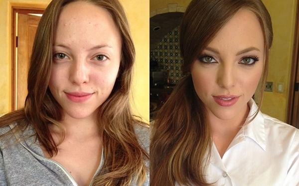 Melissa Murphy, một chuyên viên trang điểm ở Los Angeles, Mỹ đã thu hút gần 120 nghìn người theo dõi trên Instagram cá nhân nhờ