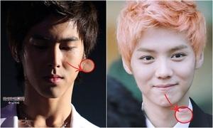9 mỹ nam xứ Hàn có vết sẹo trên gương mặt