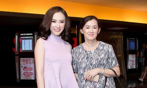 Mẹ Angela Phương Trinh hạnh phúc khi con thoát mác 'gái hư'