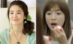 Những kiểu làm đẹp thành mốt nhờ phim của Song Hye Kyo