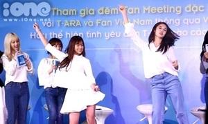 Hoàng Yến Chibi nhảy 'Roly Poly' cùng Ji Yeon