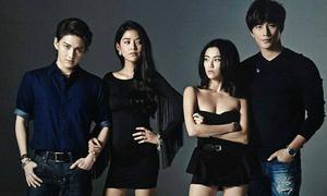 Phim Thái 'Tình yêu không có lỗi' sốt trở lại với phần 2 kịch tính