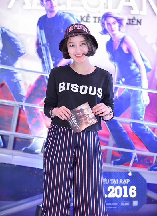 Tối qua, buổi ra mắt bộ phim ALLEGIANT  NHỮNG KẺ TRUNG KIÊN đã diễn ra tại Hà Nội và