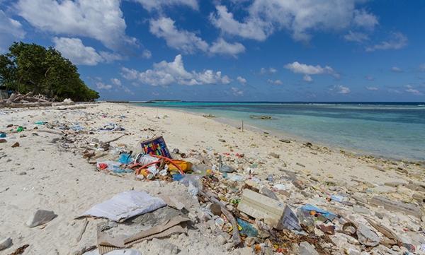 Và đây là một góc về sự thật trần trụi của quần đảo thiên đường nổi tiếng.