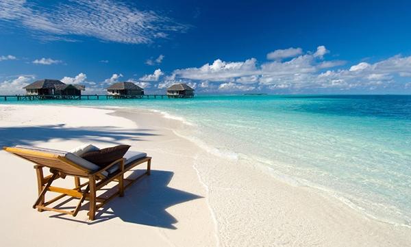 Thiên đường Maldives luôn lung linh trên Instagram các con nghiện du lịch.
