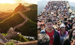 Khác biệt giữa du lịch trong mơ và thực tế