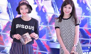 Mi Vân trẻ xinh như gái teen, An Japan ngày càng đằm thắm