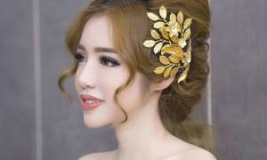 Báo Thái khen Elly Trần đẹp hơn bội phần sau sinh