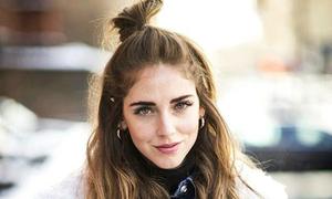 Kiểu tóc đẹp chỉ tốn 10 giây được sao nữ ưa chuộng