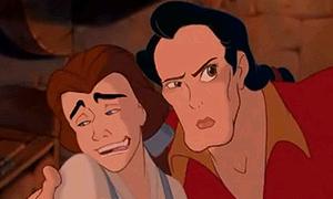 Ảnh hoán đổi 'cười đau ruột' của công chúa, hoàng tử Disney