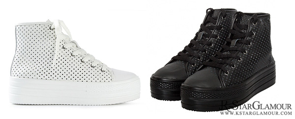 Nhờ Song Hye Kyo lăng xê, đôi giày của hãngComme des Garçons