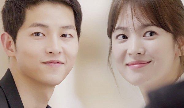 Thông tin cặp đôi họ Song sẽ làm clip chào fan Việt đang được mong chờ từng ngày.