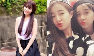 Sao Việt 27/3: Linh Miu yểu điệu thục nữ khó tin, chị em Nhã Phương như hai giọt nước