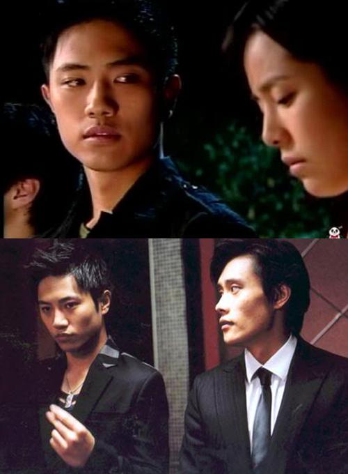 Jin Goo bắt đầu nghiệp diễn với All In (2003), đóng nam chính Kim In Ha thời niên   thiếu. Tuy đã tham gia nhiều phim truyền hình, điện ảnh và giành được một số giải   thưởng diễn xuất nhưng anh vẫn chưa được đám đông khán giả biết đến. Hậu duệ   mặt trời là bước ngoặt lớn trong sự nghiệp của Jin Goo.