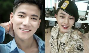 Dàn nam phụ hot không kém Song Joong Ki của 'Hậu duệ mặt trời'