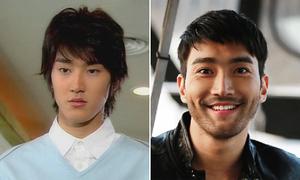 10 sao Hàn thay đổi diện mạo nhiều nhất từ khi debut