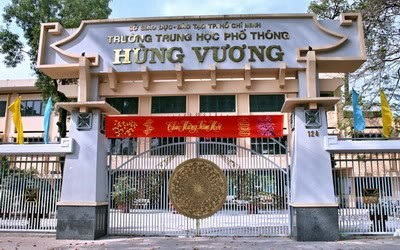 Trường TPHT Hùng Vương.