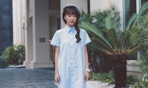 4 váy hot trend hè 2016 không cần 'dụng công mix đồ'