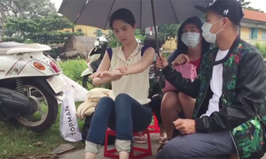 Lương Mạnh Hải: 'Ngọc Trinh sợ nắng hơn sợ ma'