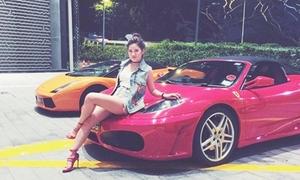 Độ 'cuồng' du lịch sang chảnh của hot girl Milan Phạm