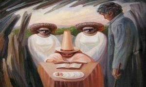 Bức tranh đa hình hé lộ chỉ số yếu đuối của bạn