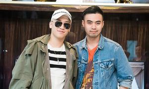 Seung Ri (Big Bang) đến Việt Nam theo lời mời của người bạn thân đại gia
