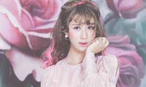 Quỳnh Anh Shyn gợi ý makeup tông hồng 'bánh bèo' mà không sến