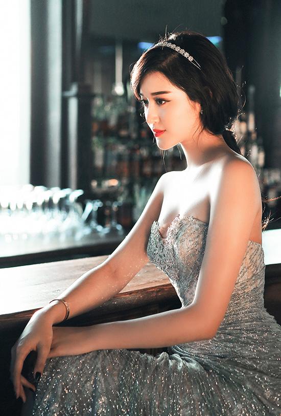 Stylist: Bí Bo Nhiếp ảnh: Kim Bánh Trôi Nước Make up: Donald Nguyễn
