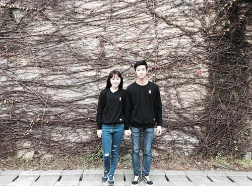 Chan Meng Lin được cho là đã có bạn gái.