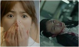 Hậu duệ Mặt trời (13): Shi Jin bị bắn trọng thương