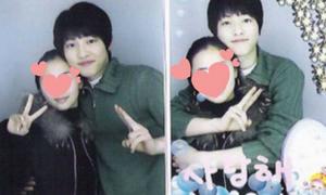 Song Joong Ki lộ ảnh ôm ấp 'bạn gái cũ'