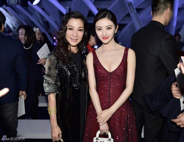 Nữ diễn viên 9x Cảnh Điềm sở hữu làn da trắng sứ không thua Phạm Băng Băng.
