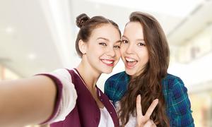 Tuyệt chiêu selfie như hotgirl